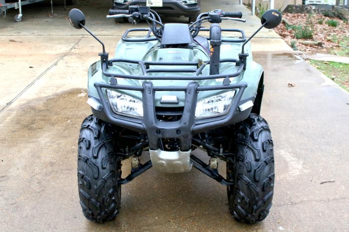 2011 Honda Fourtrax Recon 250 Manual Shift For Sale