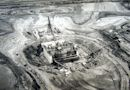 Toledo Bend Dam - Beginning construction of generating plant