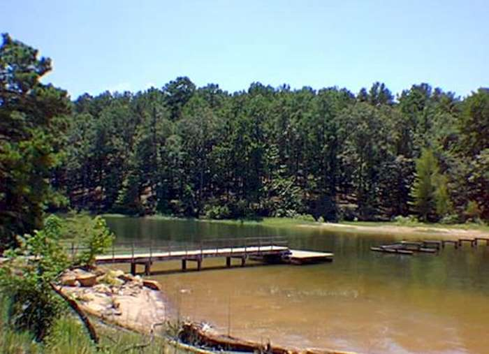 Pleasure Point Park - SRA LA Site #15 - Toledo Bend Lake