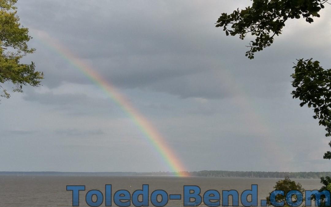 Toledo Bend  Rainbow