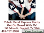Toledo Bend Express Realty – Texas