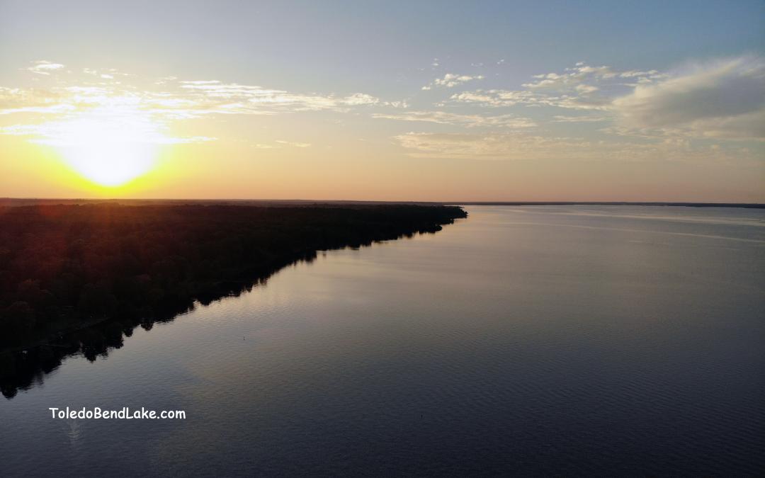 Toledo Bend Lake Sunset