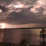 Storm Over Toledo Bend