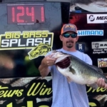 12.41lb Lunker Bass caught on Toledo Bend