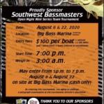 Southwest Bassmasters Fishing Tournament