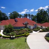 Superb Gated Estate on Toledo Bend