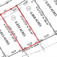 BEAUTIFUL LOT IN CYPRESS POINTE SUB-DIV!
